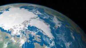 غبار من كامتشاتكا سيغطي القطب الشمالي