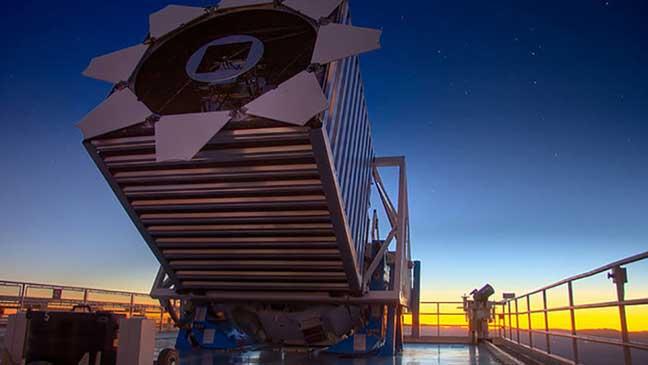 علماء فلك يكتشفون أكبر سور من المجرات في الفضاء