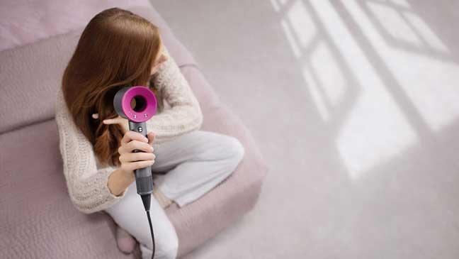 تكنولوجيا جديدة لتجفيف الشعر بلا ضرر