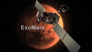 """روغوزين: مركبة """"إيكزومارس"""" ستصل المريخ في 16 أكتوبر القادم"""