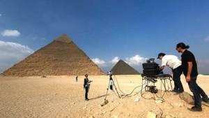 """الفرعون """"سنفرو"""" يختفي من الأهرامات المصرية"""