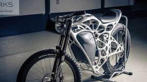 إيرباص تصمم أول دراجة نارية ثلاثية الأبعاد في العالم