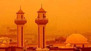 توقع خلو شمال إفريقيا والشرق الأوسط من السكان عام 2050