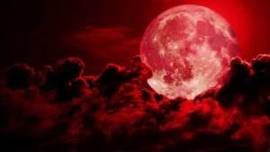 تمام البدر يصادف انقلاب الشمس في ليلة النصف من رمضان