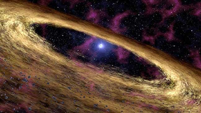 متى كان أول ظهور للحياة في الكون؟