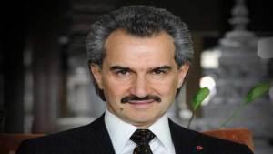 الوليد بن طلال يتبرع بـ32 مليار دولار للأعمال الخيرية