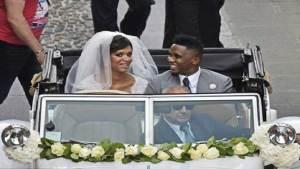 حفل زفاف أسطوري لصامويل إيتو