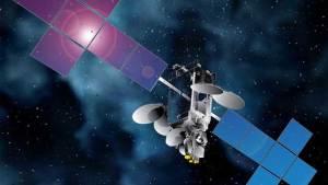 قمر الاتصالات الأمريكي يبلغ المدار المحدد له