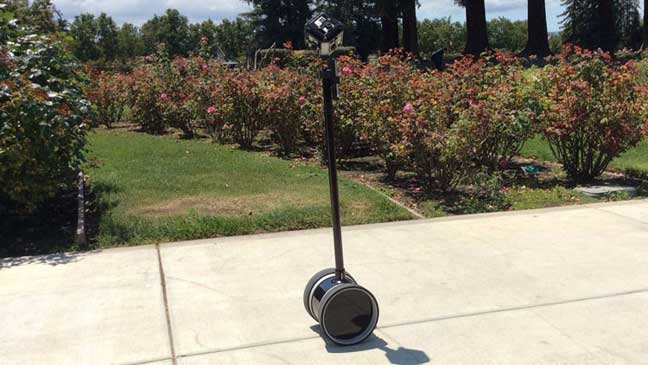 اطلاق روبوت أمريكي للتصوير بزاوية 360 درجة