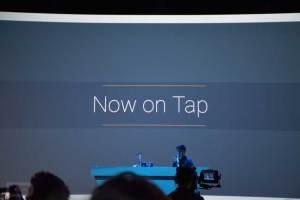 ماذا تعرف عن خاصية Now on Tap الجديدة من غوغل؟
