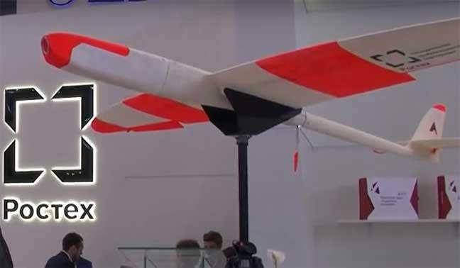 أول طائرة روسية بلا طيار تنتج بطابعة ثلاثية الأبعاد