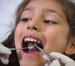 التبدلات المظهرية للأسنان حسب المراحل العمرية