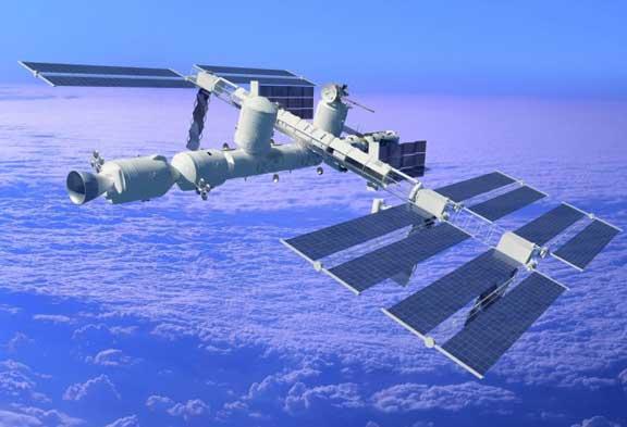 روسيا وأمريكا تحددان اتجاهات عملهما في المحطة الفضائية
