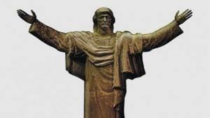 عمدة عاصمة سيبيريا يدرس فكرة نصب تمثال للمسيح وسط المدينة