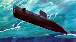 روسيا بصدد تصميم نظام فضائي لكشف الغواصات