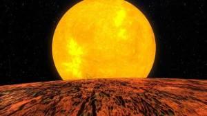 العلماء يعثرون على كوكب تحيط به مليارات الصواعق