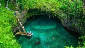 أبهى أماكن السباحة في العالم