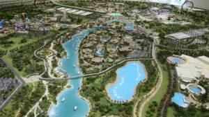 دبي تترقب افتتاح أكبر متنزه مغلق في العالم