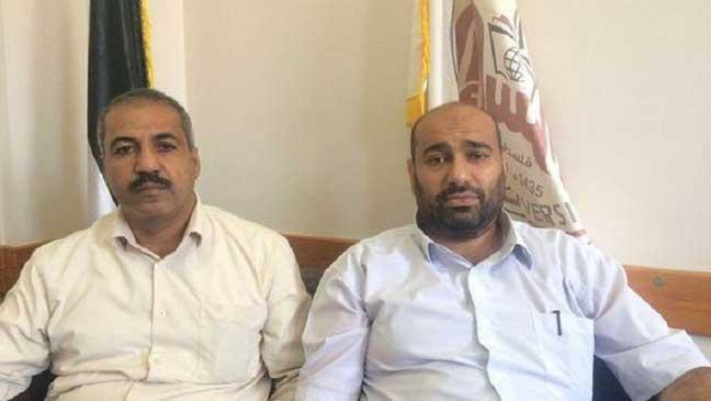 باحثان من غزة ينتجان من ماء البحر وقودا