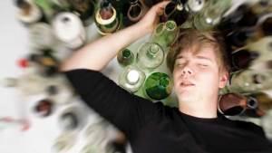حتى الكميات الصغيرة من الكحول ضارة