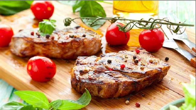 تناول اللحوم صباحا يحافظ على صحة جسدك