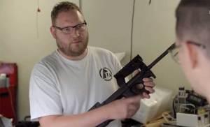 سلاح فائق يعمل مع مالكه فقط