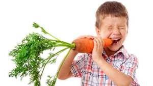 تحديد العامل الرئيس في اختيار الطفل لطعامه