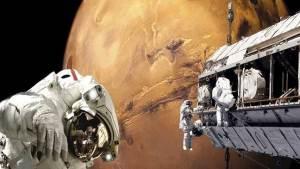 محطة فضائية في مدار المريخ بحلول عام 2028