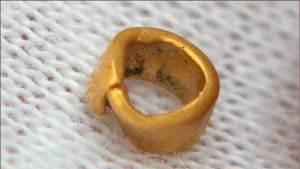 العثور على مشغولة ذهبية قد تكون الأقدم عبر التاريخ