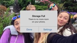 غوغل تسخر من ذاكرة آيفون الضعيفة