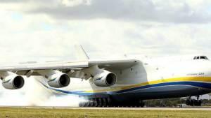 الصين تعيد إنتاج الطائرة السوفيتية الأكبر في العالم