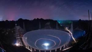 الصين تشغل أكبر تلسكوب لاسلكي في العالم