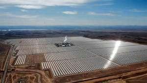 المغرب ينشئ إحدى أكبر محطات الطاقة الشمسية في العالم