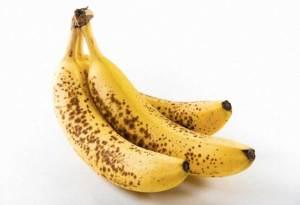 """فائدة رائعة لـ""""سواد"""" الموز.. تعرف إليها"""