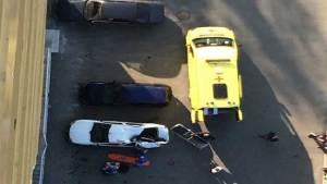 شاب روسي سقط من الطابق 23 وبقي حيا