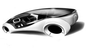 صورة تخيلية لسيارة آبل الكهربائية المنتظرة