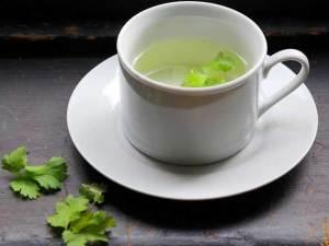 شاي البقدونس