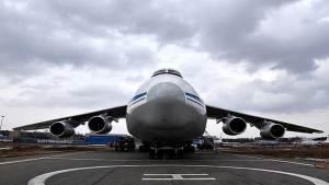 """روسيا بصدد تصميم نموذج مماثل لطائرة النقل """"روسلان"""""""