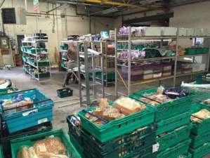افتتاح أول متجر لبيع بقايا الطعام في بريطانيا