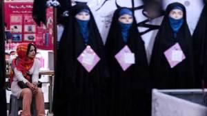 """إيران تغلق 800 متجر تبيع ملابس """"غير تقليدية""""!"""