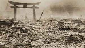 صور نادرة لناغاساكي اليابانية بعد 12 ساعة فقط من الانفجار النووي