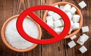 استغنِ عن السكر الأبيض لمدة أسبوع وستشعر بالفرق