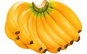 تأثير الموز على قرحة المعدة
