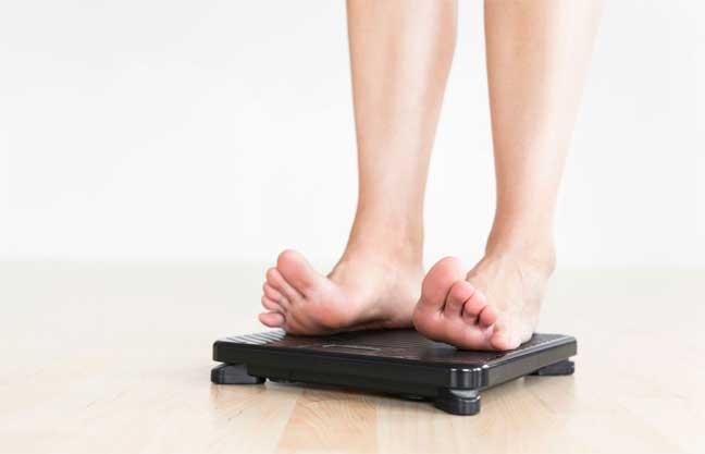 عشر خطوات مذهلة لخسارة الوزن