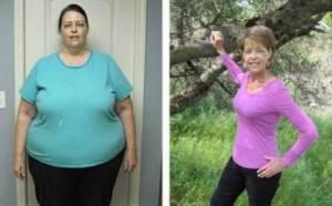 سيدهشك ما فعلته هذه المرأة لتخسر 102 كيلوغرام من وزنها