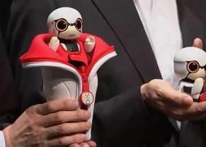 تويوتا تصمم روبوتا طفلا للمحرومين من الإنجاب