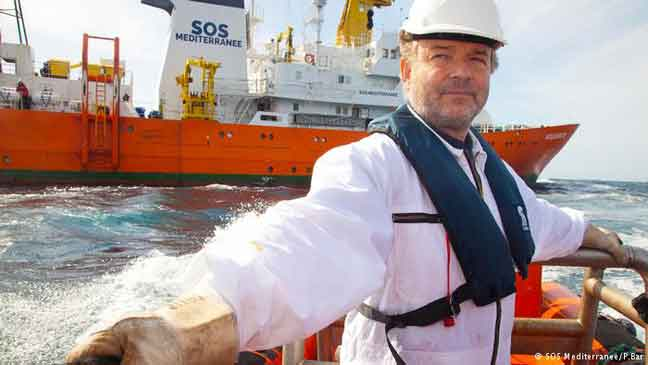 قائد سفينة إنقاذ: لو شاركني قادة أوروبا مهمتي لغيَّروا قراراتهم