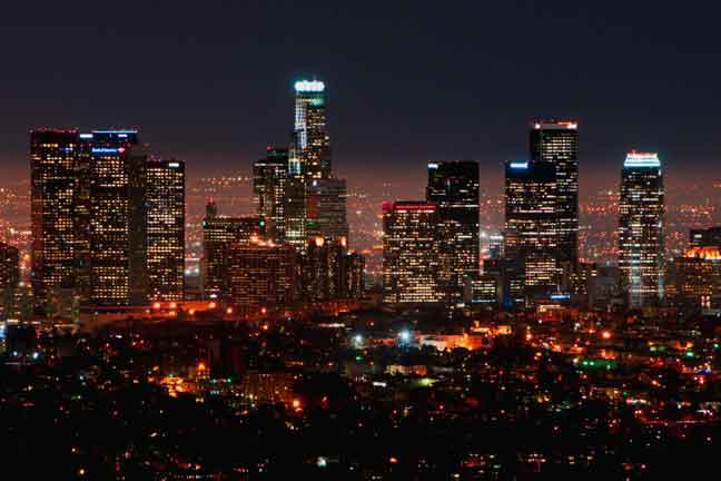 لوس انجلوس
