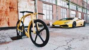 درّاجات إستونية بتصاميم لمبرغينيدرّاجات إستونية بتصاميم لمبرغيني
