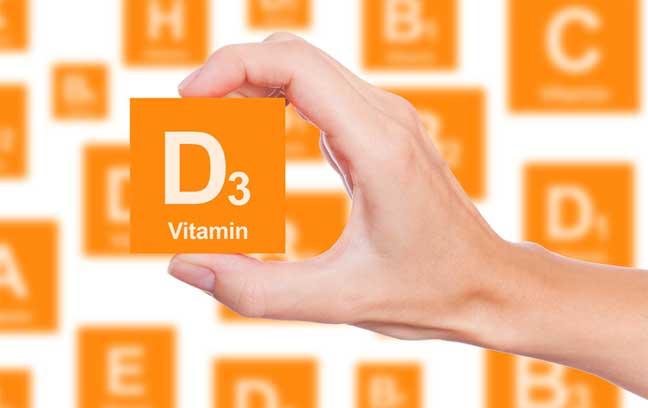 """اكتشاف خصائص جديدة لفيتامين  """" D """""""